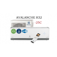 Electrolux EACS-I09 HAV/N8_19Y Avalanche R32 2.5 kW