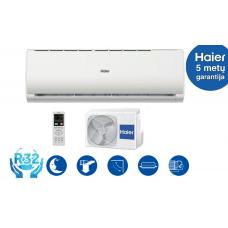 Haier TUNDRA Plus 7kW oro kondicionierius / šilumos siurblys oras-oras AS68TEDHRA-CL/1U68REMFRA