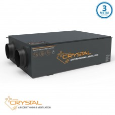 Crystal ECO 350 rekuperatorius