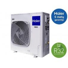 Haier monoblokas 8kW šilumos siurblys oras-vanduo AU082FYCRA(HW)+YR-E27+ATW-A01