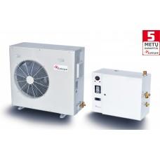 Elterm (Bulgarija) šilumos siurblys oras-vanduo modelis ETM-LQ-8 (8 kW)